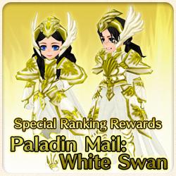 Paladin Mail White Swan