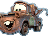 Mater the Tow Truck (Race Code)