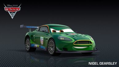 Nigel Gearsley Cars 2