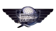 Wings around the globe logo by favoriteartman-d6v6x57