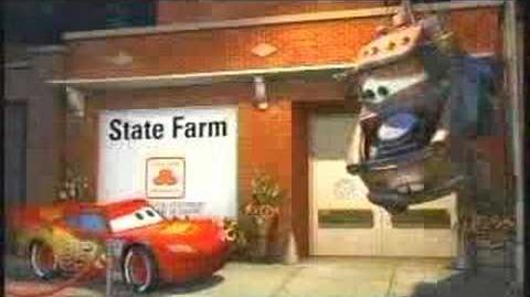 State Farm Pixar CARS TV Spot 2006-0