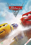 Cars-3 Swede Poster DVD