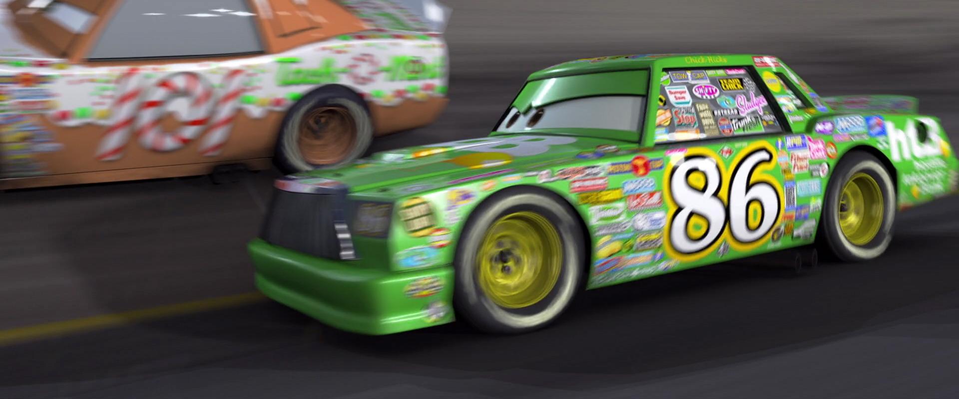 Greg Candyman | World of Cars Wiki | FANDOM powered by Wikia