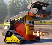 Smoke-bulldozer-drip