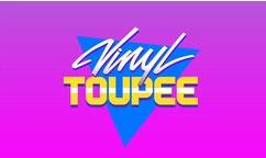 Vinyl Toupee logo