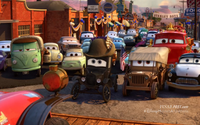 Pixar Post - Radiator Springs 500 and a Half 04