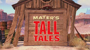 Mater's tall Tales home