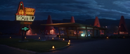 Cozy Cone Motel - Cars 3