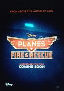 Planes 2 teaser poster