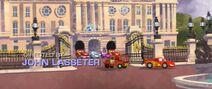 Buckingham Palace credits