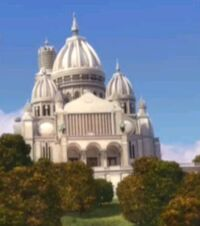 Eglise zoom