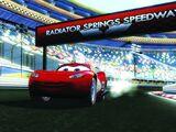 Radiator Springs Speedway