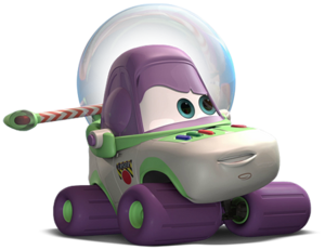 Buzz light car1