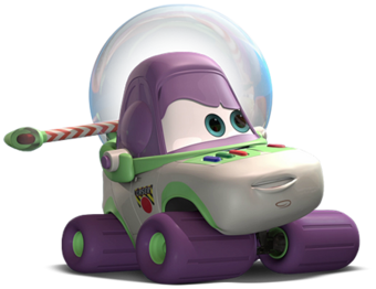 Buzz Light Car World Of Cars Wiki Fandom
