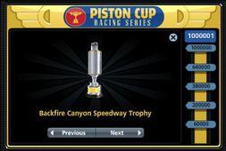 Backfire Canyon Cup