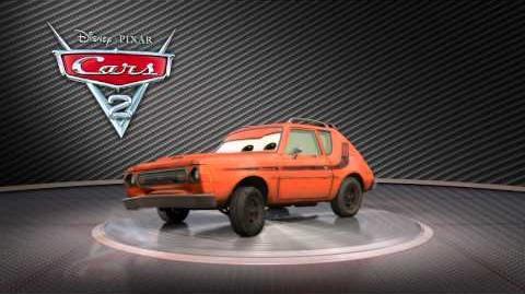 CARS 2 - Grem - Disney Pixar - On DVD & Blu-Ray November 16