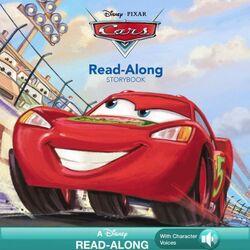 CarsReadAlongStorybook