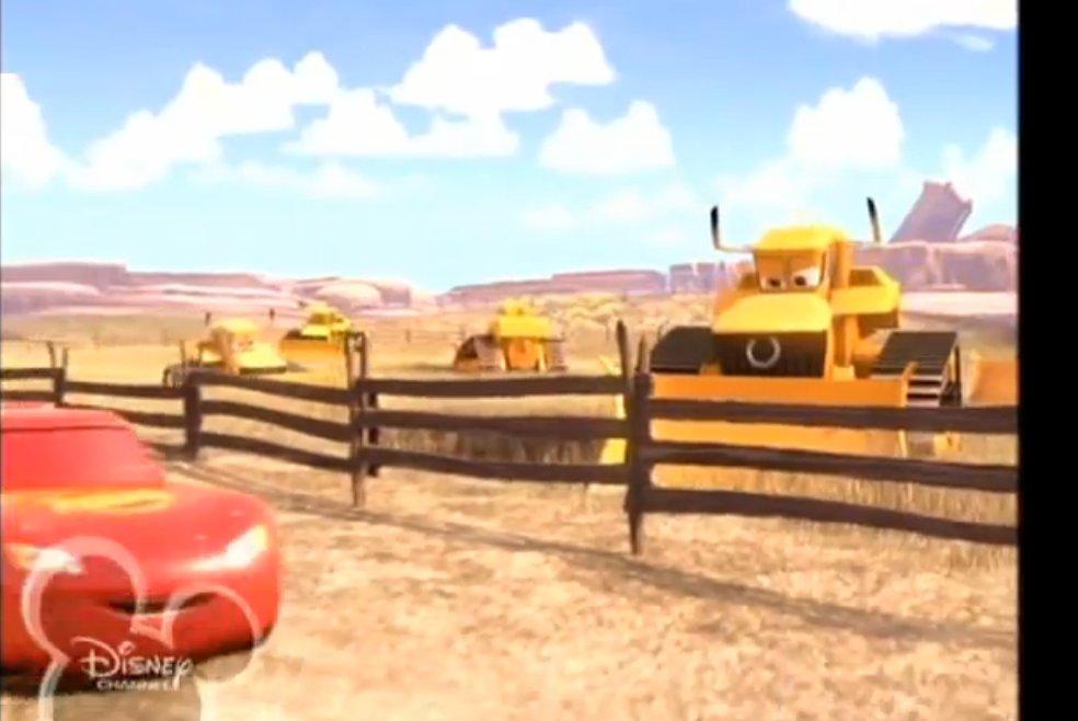 bulldozer pasture world of cars wiki fandom powered by