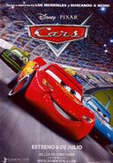 Cars-1 Spain Poster
