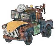 Dr. Abschlepp Wagen