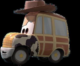 Woody World Of Cars Wiki Fandom