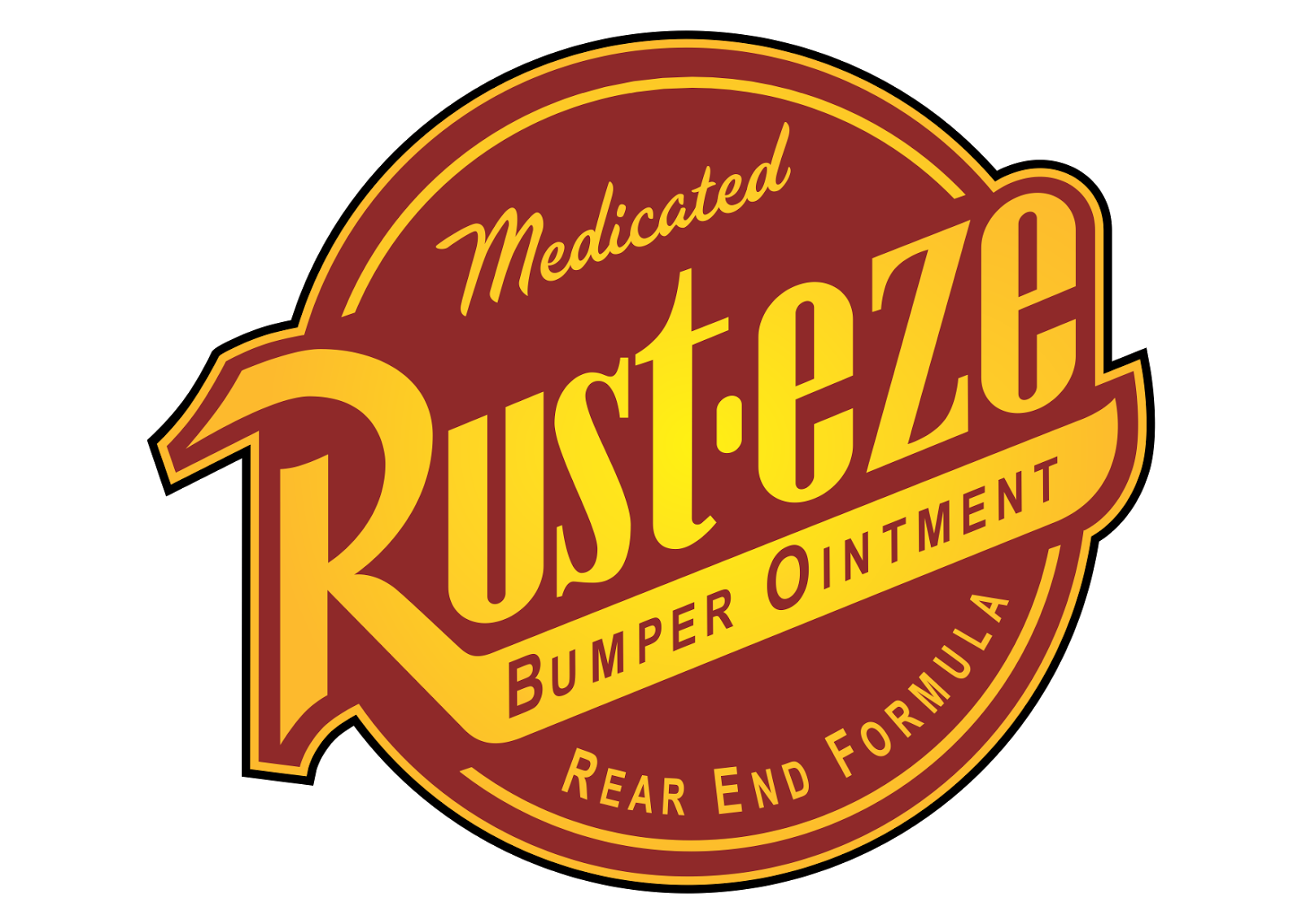 rust eze world of cars wiki fandom powered by wikia rh worldofcarsdrivein wikia com rusteze logo cars 95 disney 20 95 rust-eze logo vector free