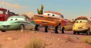 Ramone cars 2