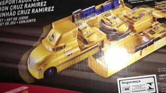 Cars 3 Cruz Ramirez Hauler HD