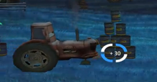 TractorCarsToonGame