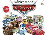 Cars Character Encyclopedia