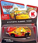 Miguel camino rubber tires cars 2 kmart