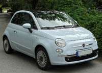 1280px-Fiat 500 front 20100816