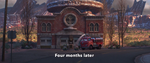 Courthouse & Fire Department - Cars 3