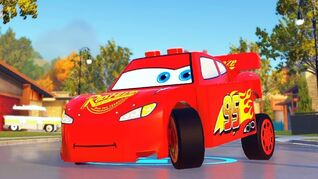 LEGO Incredibles McQueen