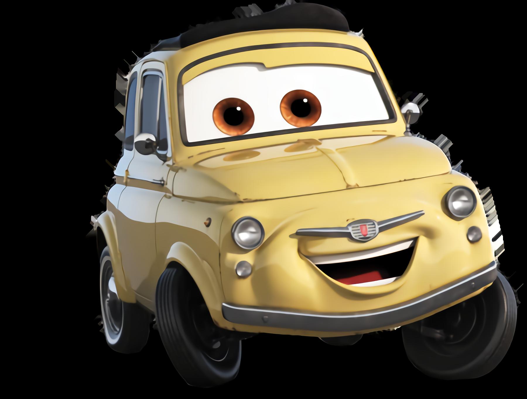 Pixar Cars Base De