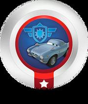 Chrome armor shield
