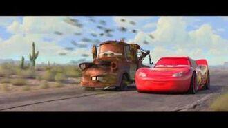 Pixar Cars - original 2005 teaser trailer (HQ)