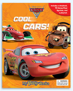 Cool Cars World Of Cars Wiki FANDOM Powered By Wikia - Carl's cool cars