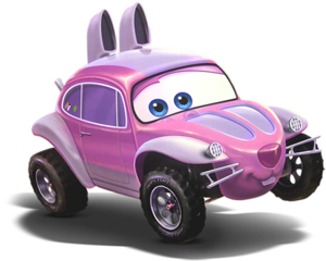 Easter buggy
