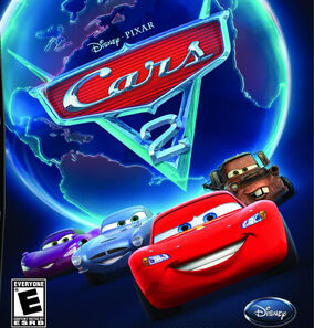 Cars 2 The Video Game pic