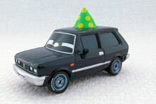 Alexander Hugo Party Hat die-cast