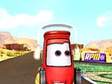 Lightning Pit Car