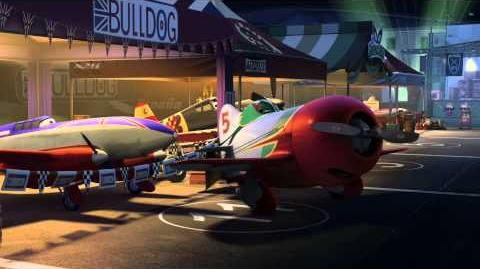 Disney's Planes clip Bulldog is shamed by El Chupacabra HD