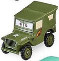 SargeCars2DisneyStore