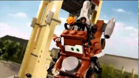 Yet another Lego Cars 2 commercial