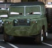 Военный Лэндровер