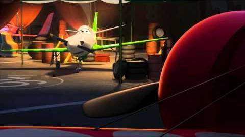 Disney Planes Trailer (Wreck-It Ralph DVD)