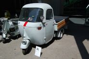 1967 Piaggio Ape