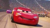Disney Pixar Cars 3- Allianz Commercial
