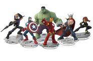 DisneyInfinity2.0Figures